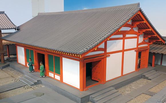 磚積基壇建物
