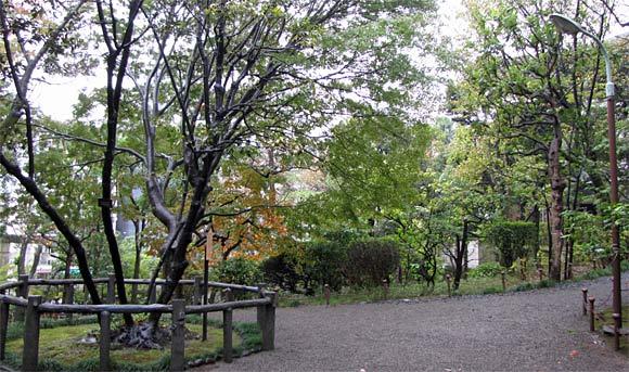 旧乃木邸・月桂樹