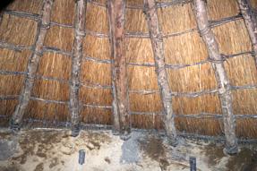 三内丸山遺跡・竪穴住居