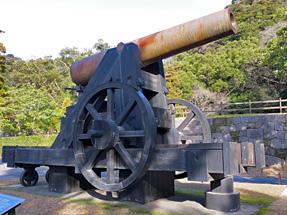 鉄製150ポンド砲
