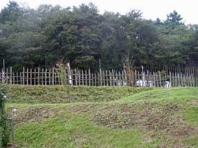 島左近陣跡