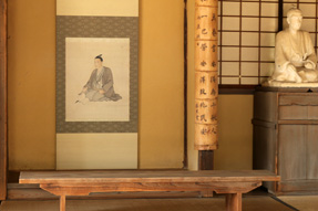 松下村塾・10畳半の講義室