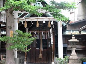 高松殿址・高松神明神社