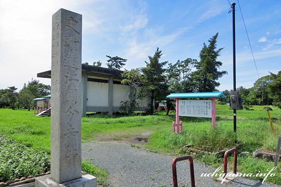 遠江国分寺跡