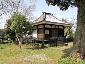 現在の山田寺