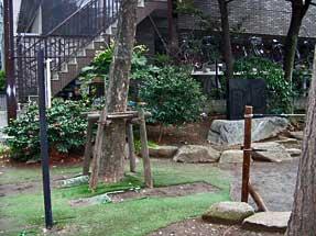 滝沢馬琴の住居跡