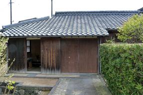 桂太郎旧宅