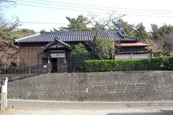 愛新覚羅溥傑・浩の旧居