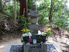 豊田佐吉の生家・墓地