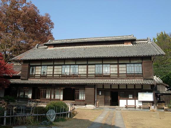 渋沢栄一・生家