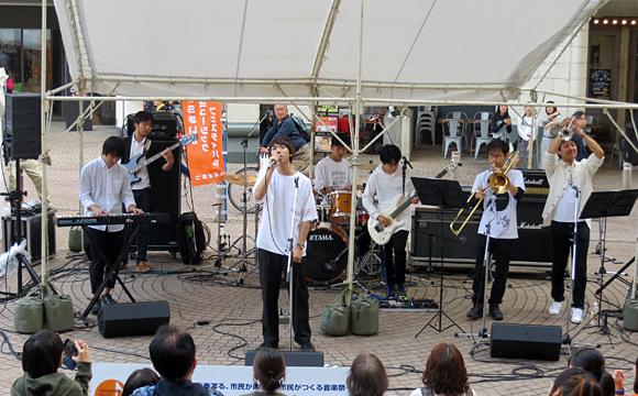 やらまいか ミュージック フェスティバル・Brass+5