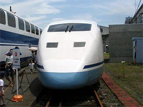 300X新幹線電車