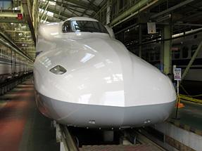 N700A新幹線電車台車