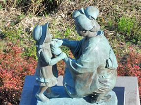 静岡・日本平から清水を見る