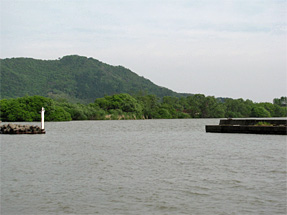 琵琶湖周航の歌・長命寺港