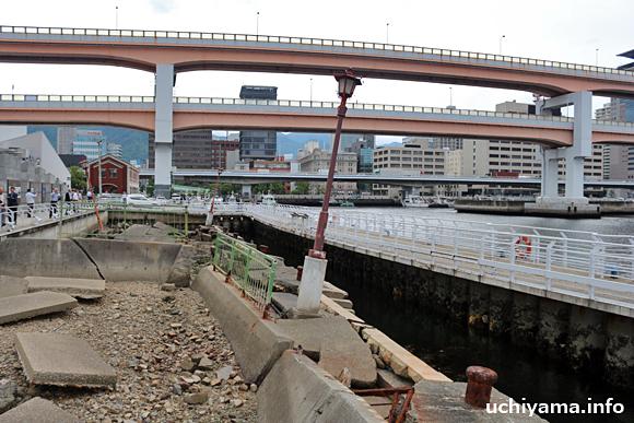 阪神淡路大震災跡地