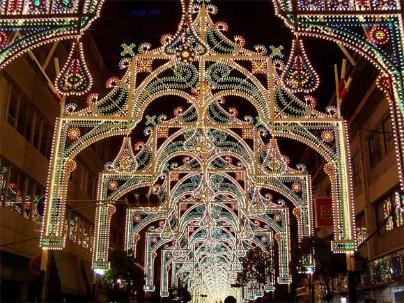 神戸ルミナリオ