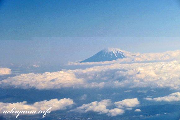 出雲への空の旅