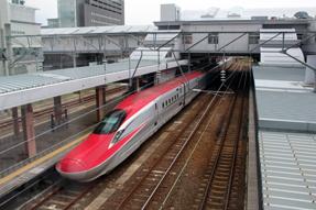 秋田駅・秋田新幹線