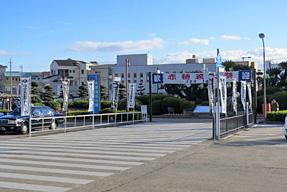 播州赤穂駅前