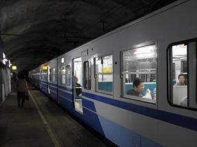 上越線・土合駅