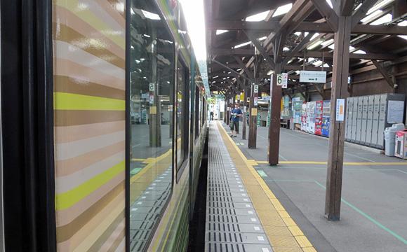 江ノ電・長谷駅