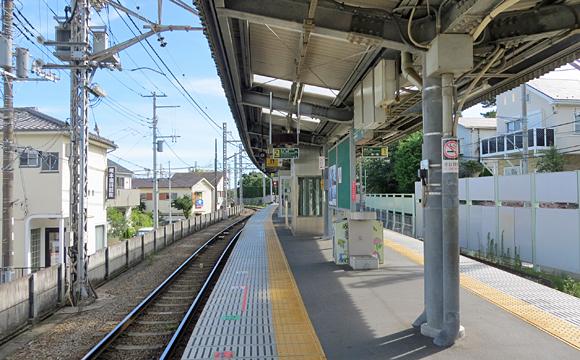 江ノ電・鵠沼駅