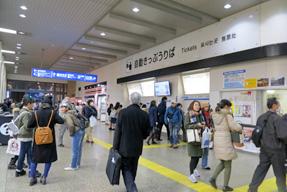 姫路駅構内