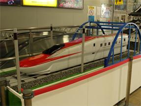 弘前駅・スーパーこまち