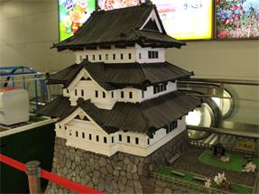 弘前駅・弘前城
