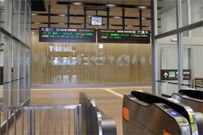 奥津軽いまべつ駅
