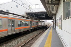 刈谷駅・東海道本線