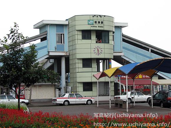 君津駅・南口