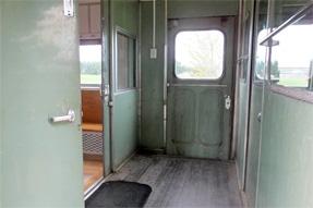 旧広尾線の車両
