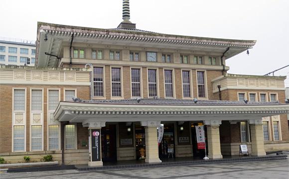 旧JR奈良駅