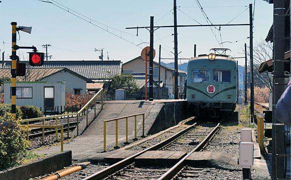 合格駅・電車21000系