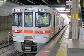 岡崎駅・東海道本線