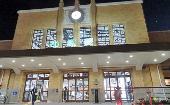 小樽駅前の通り