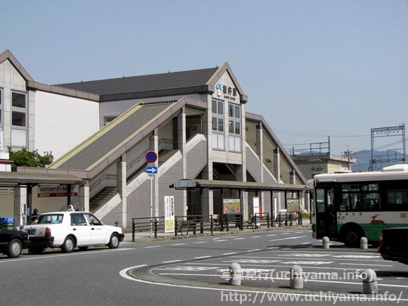桜井駅・南口