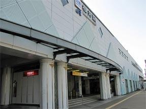 桜井駅・北口
