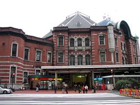 復原前の東京駅