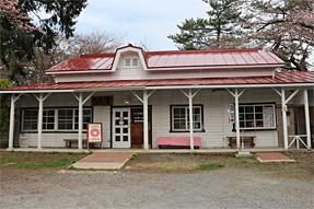 喫茶店「駅舎」