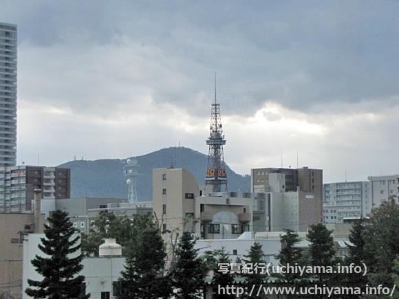 千歳線・札幌市街