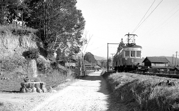遠州鉄道・奥山線