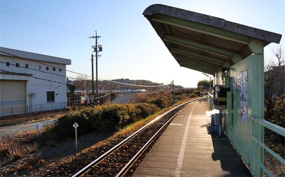 気賀高校前駅