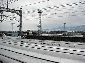 東北新幹線・車窓風景
