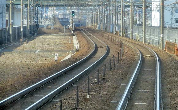 東海道本線・上り(名古屋〜刈谷)