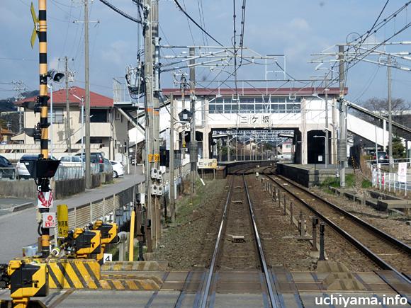 東海道本線・下り(豊橋〜蒲郡)