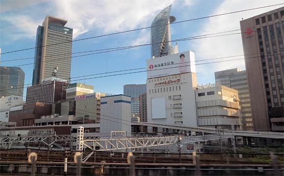 東海道新幹線・名古屋駅