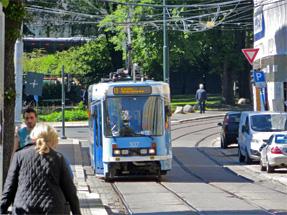オスロの路面電車